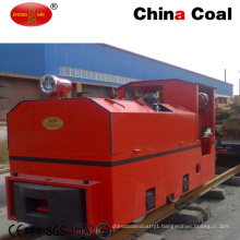 China Ccg Mining Explosion-Proof Diesel Locomotive